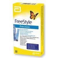Freestyle Precision Teststickor - 50 st