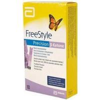 Freestyle Precision teststickor mätning av blodketoner - 10 st