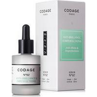 CODAGE Serum N°2 AntiShine & Imperfections 10ml