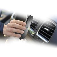 Cellularline Telefonlinje Tetrax magnetisk bil holder til smartphones Cellularline Tetrax (36371) Sort
