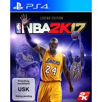 NBA 2K17: Legend Edition