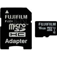 Fujifilm 16GB microSDHC Card High Professional Class 10 UHS-I