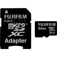 Fujifilm 64GB microSDXC Card High Professional Class 10 UHS-I