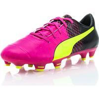 Puma evoPower 1.3 Tricks FG Jr - Rosa - unisex - Skor - Fotbollsskor - Grässkor UK4.5 / EU37.5