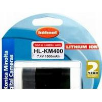 H?HNEL BATTERY KONICA/MIN. HL-KM400