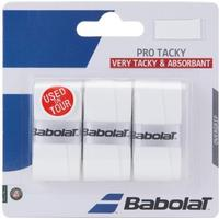 Babolat Pro Tacky Grip 3-pack White