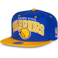 Mitchell & Ness Golden State Warriors Team Arch Snapback