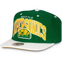 Mitchell & Ness Seattle SuperSonics Offside Snapback