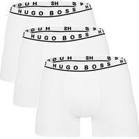 Hugo Boss Cyclist Tights (3-pak) hvid