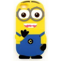 Minions cover i blå, för iPhone och Samsung. Samsung Galaxy S4