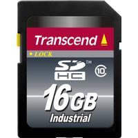 Transcend Industrial SDHC Class 10 16GB