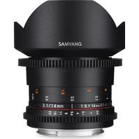 Samyang 14mm T3.1 VDSLR ED AS IF UMC II for Canon EF