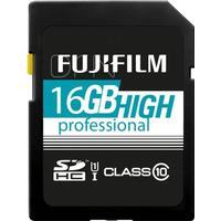 Fujifilm SDHC Professional UHS-I U1 16GB