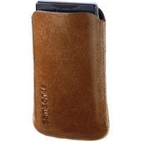 SAMSONITE Toledo Sleeve læder Tobacco iPhone 3 & 4