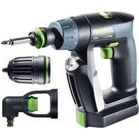 Festool CXS Li 2.6-Set (2x2.6Ah)
