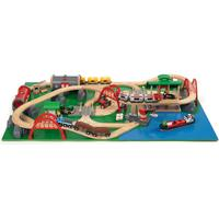 Brio Road & Rail Spie Plate 33025