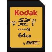 EMTEC SD Card 64GB KodaK SDXC (CLASS