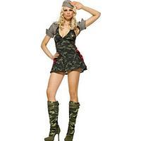 Leg Avenue Sexy Army Costume