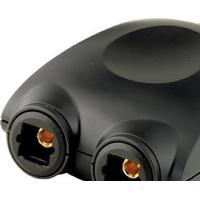 Goobay Toslink-adapter, splitter