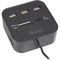 Ultron UHC-300 3-Port USB 2.0 Extern
