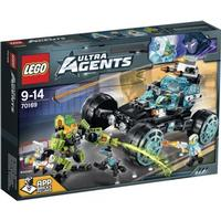 Lego Ultra Agents Agent Stealth Patrol 70169