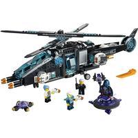 Lego UltraCopter mot AntiMatter 70170