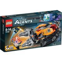 Lego Ultra Agents Drillex' Diamond Job 70168