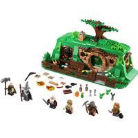 Lego Ett Annorlunda Sällskap 79003
