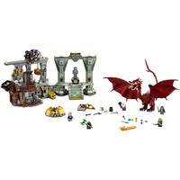Lego Hobbit The Lonely Mountain 79018