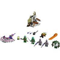 Lego Turtles Sub Undersea Chase 79121