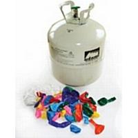 Disposable Helium Balloon Gas Cylinder For 30 Balloons
