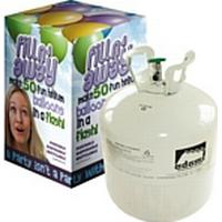Disposable Helium Balloon Gas Cylinder For 50 Balloons
