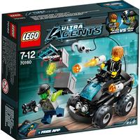 Lego Ultra Agents Riverside Raid 70160
