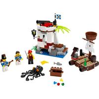 Lego Pirates Soldiers Outpost 70410