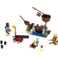 Lego Pirates Shipwreck Defense 70409
