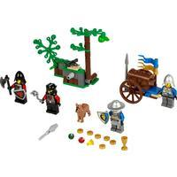 Lego Bakhållet i Skogen 70400