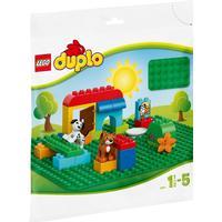 Lego Stor grön byggplatta 2304