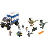 Lego Raptorattack 75917