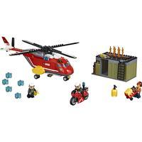 Lego Brandbekämpningsenhet 60108