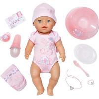 Zapf Baby Born Interaktiv Pige