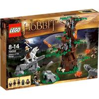 Lego Hobbit Attack of the Wargs 79002