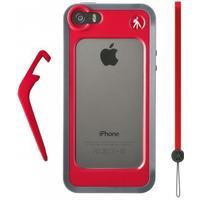 MANFROTTO Skal iPhone 5/5S KLYP Röd