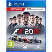 F1 2016: Limited Edition