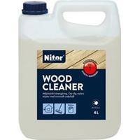 Nitor Wood Cleaner 4L