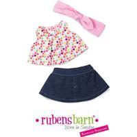 Rubens Cutie Tøj - Summertime - 3 Dele