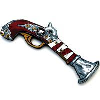 Liontouch Piratpistol