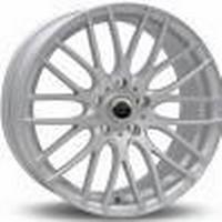 Infiny Spyder Matt Silver 7.5x17 4/100 ET35 B73,1