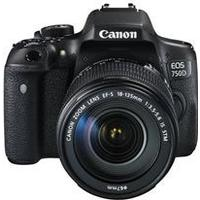 Canon EOS 750D + 18-200mm IS