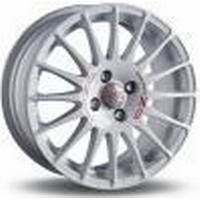 OZ Superturismo WRC White 7x17 4/100 ET40 B68