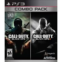 Double Pack (Call of Duty: Black Ops + Call of Duty: Black Ops II)